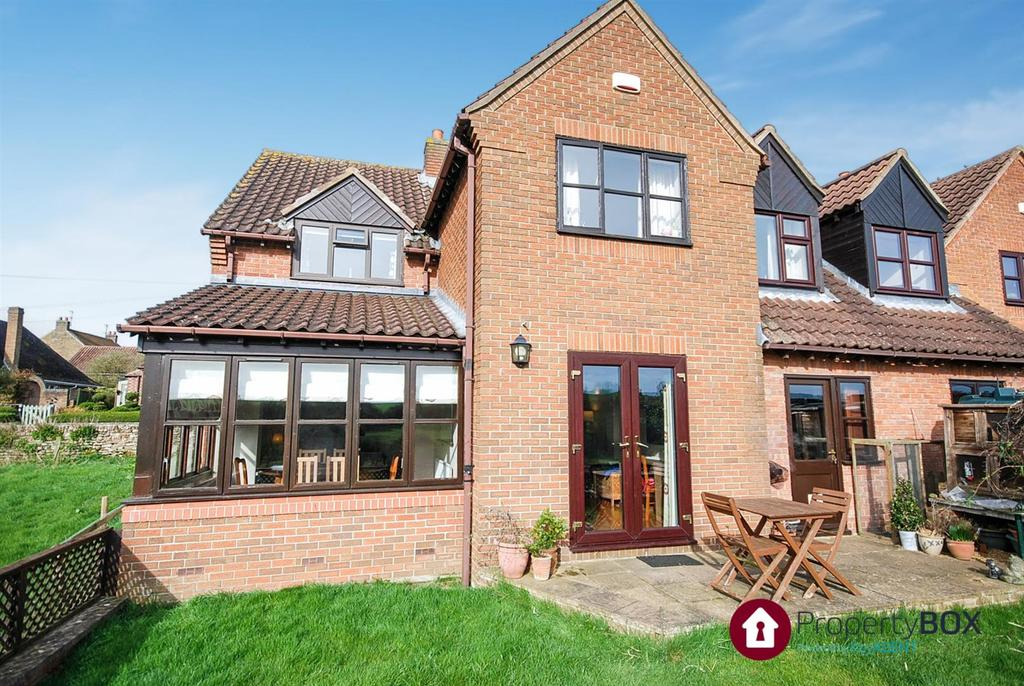 4 Bedrooms Link Detached House for sale in School Lane, Scalford, Melton Mowbray