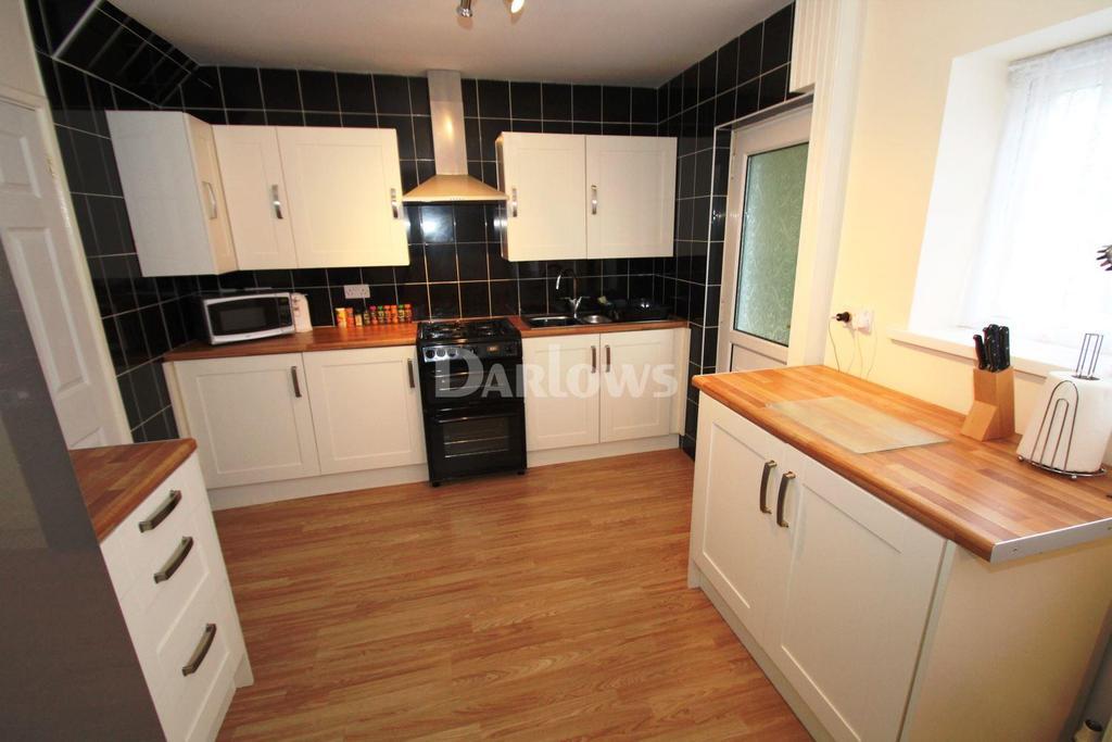 3 Bedrooms Semi Detached House for sale in Aberfan Fawr Aberfan