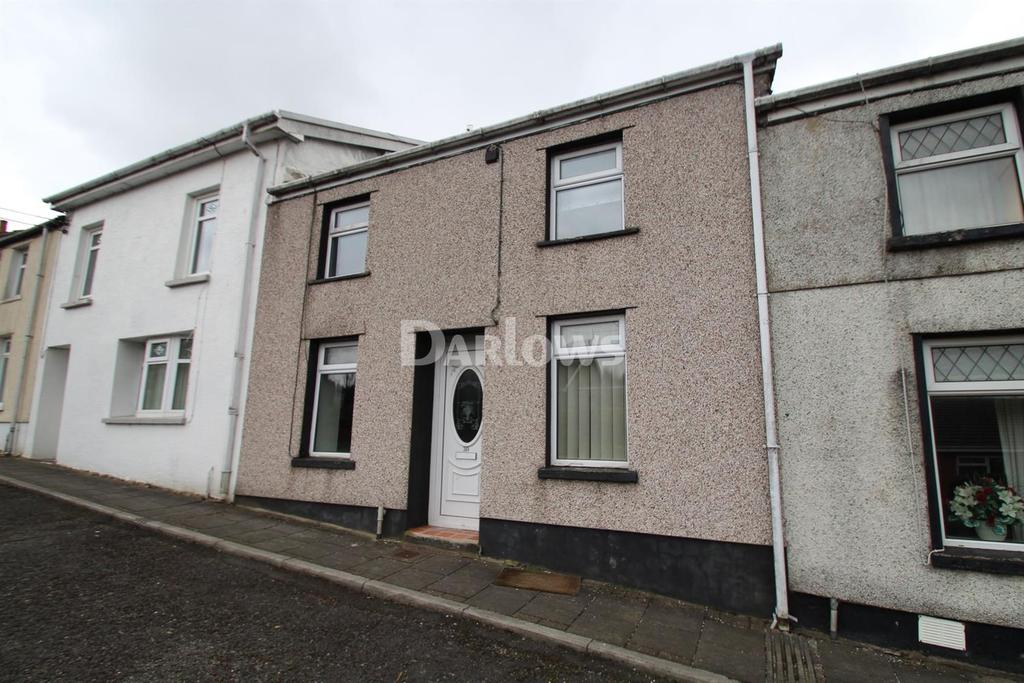 3 Bedrooms Terraced House for sale in Carno Street, Rhymney