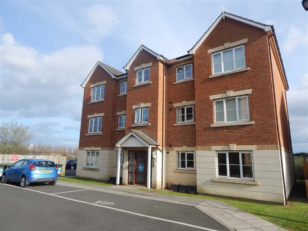 2 Bedrooms Apartment Flat for sale in Haydon Drive, Hadrian Village, Wallsend, NE28