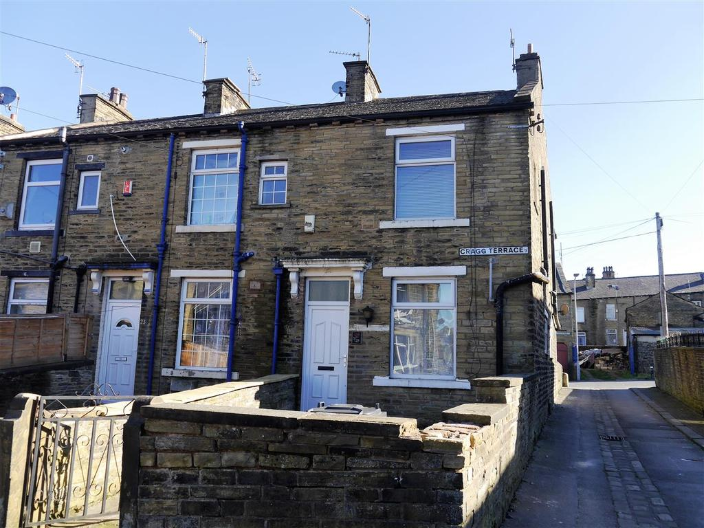 1 Bedroom End Of Terrace House for sale in Cragg Terrace, Great Horton, Bradford, BD7 4HD