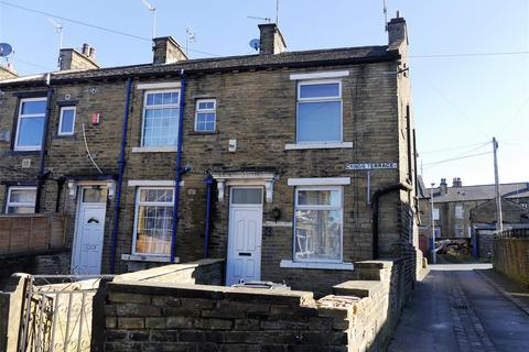 1 bedroom end of terrace house for sale - Cragg Terrace, Great Horton, Bradford, BD7 4HD