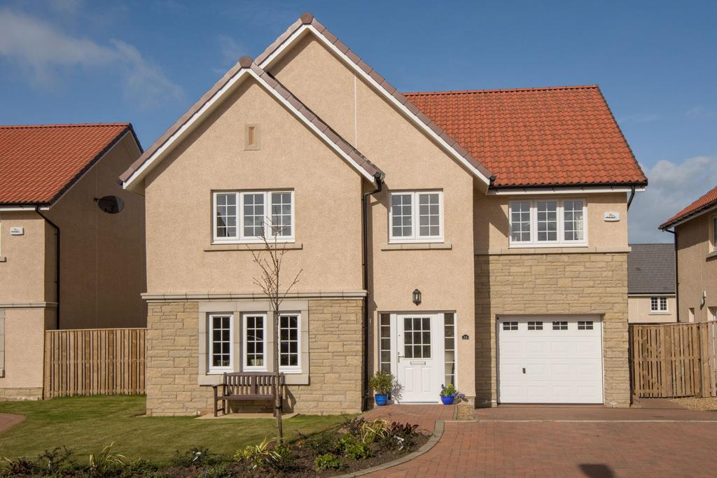 5 Bedrooms Detached House for sale in 28 Moffat Place, North Berwick, EH39 4SD