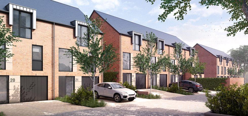 3 Bedrooms House for sale in 2 Becher's Court, Burgage, Southwell, NG25