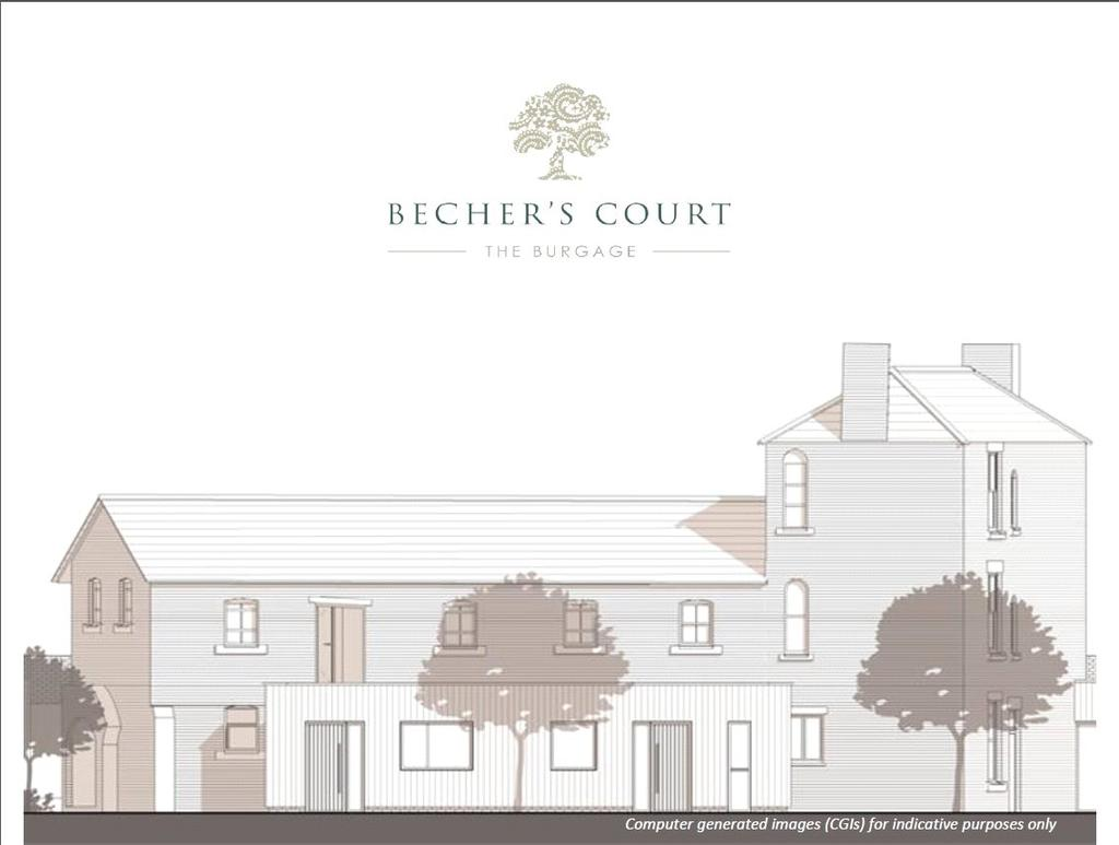 2 Bedrooms Unique Property for sale in Becher's Court, Burgage, Southwell, NG25