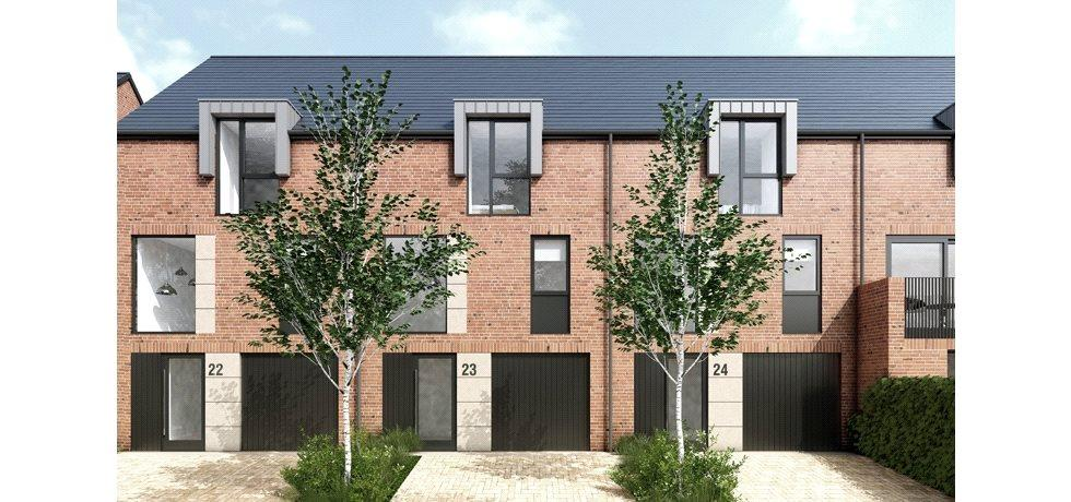 3 Bedrooms House for sale in 3 Becher's Court, Burgage, Southwell, NG25