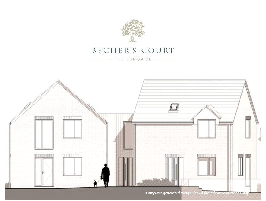 1 Bedroom Flat for sale in 6 Becher's Court, Burgage, Southwell, NG25