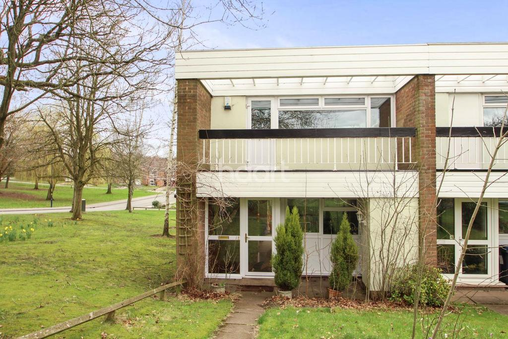 3 Bedrooms End Of Terrace House for sale in Hartford Close, Harborne