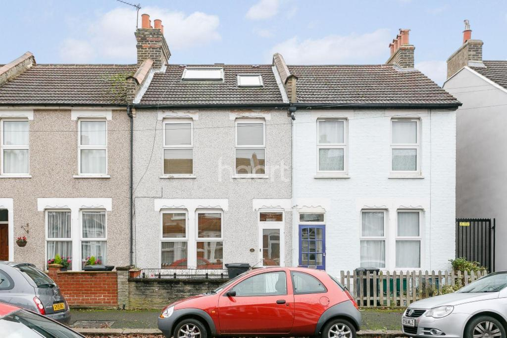 3 Bedrooms Terraced House for sale in Dominion Road, Croydon, CR0