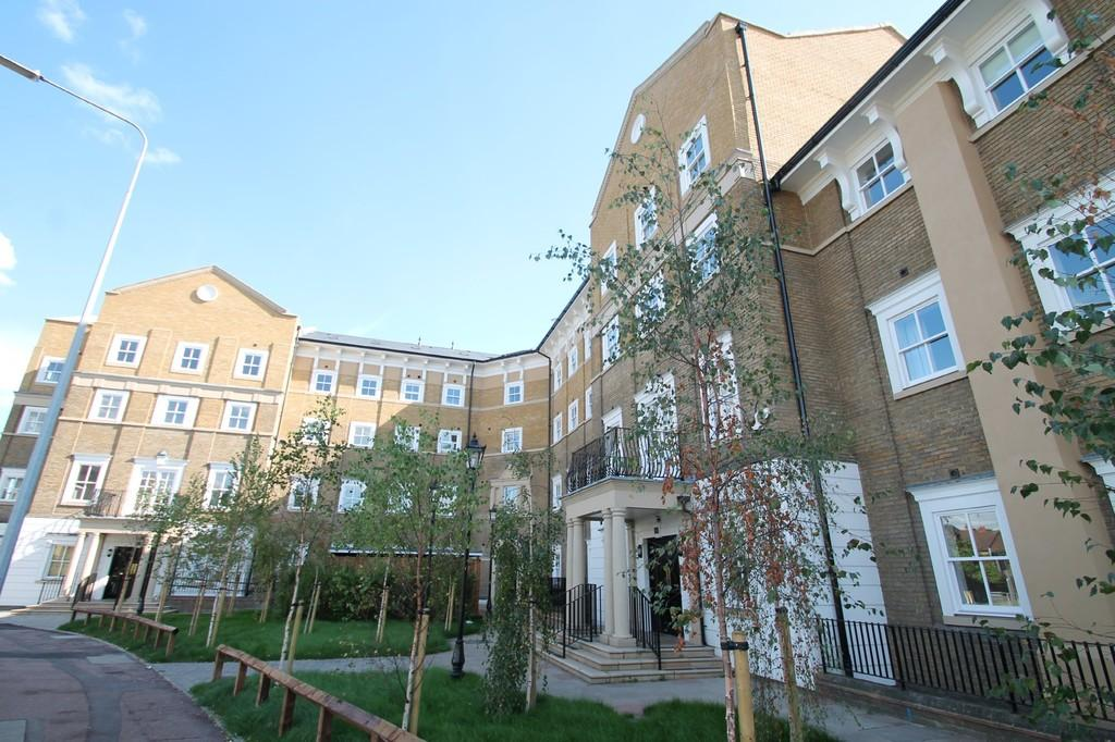 1 Bedroom Apartment Flat for sale in Chancellors Place, Broomfield Road, Chelmsford