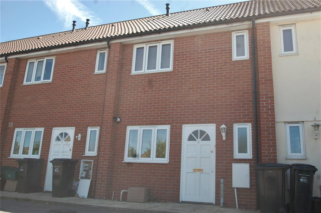 2 Bedrooms Terraced House for sale in Bowerfields, Bridgwater, Somerset, TA6