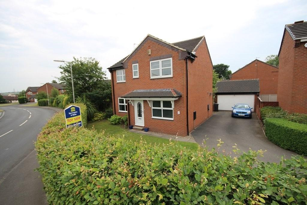 4 Bedrooms Detached House for sale in Hopefield Chase, Rothwell