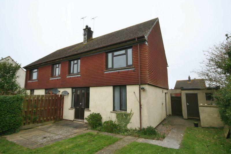 2 Bedrooms Semi Detached House for sale in Ffordd Cerrig Mawr, Caergeiliog