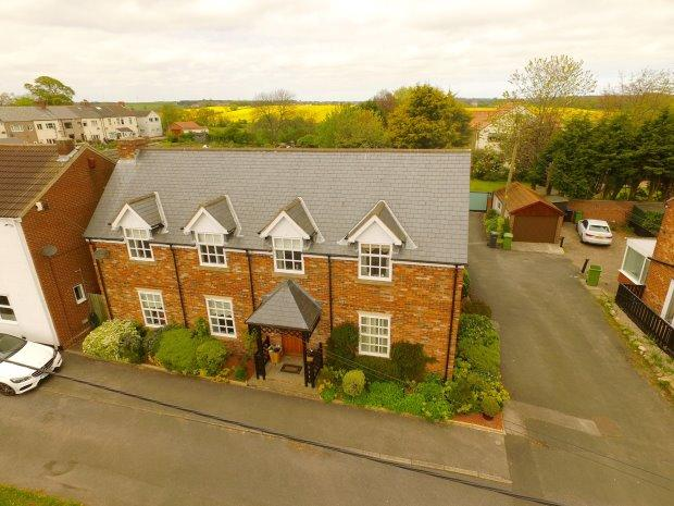 3 Bedrooms Detached House for sale in 46 FRONT STREET NORTH, TRIMDON VILLAGE, SEDGEFIELD DISTRICT