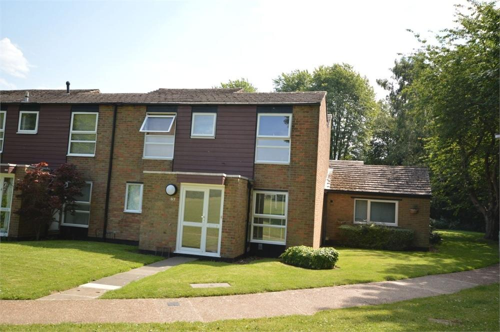 4 Bedrooms End Of Terrace House for sale in Knights Croft, New Ash Green