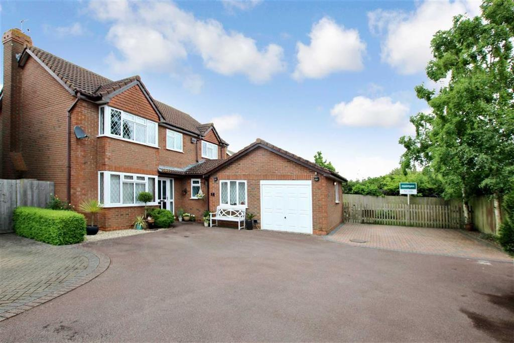4 Bedrooms Detached House for sale in 7, Walnut Close, Brackley