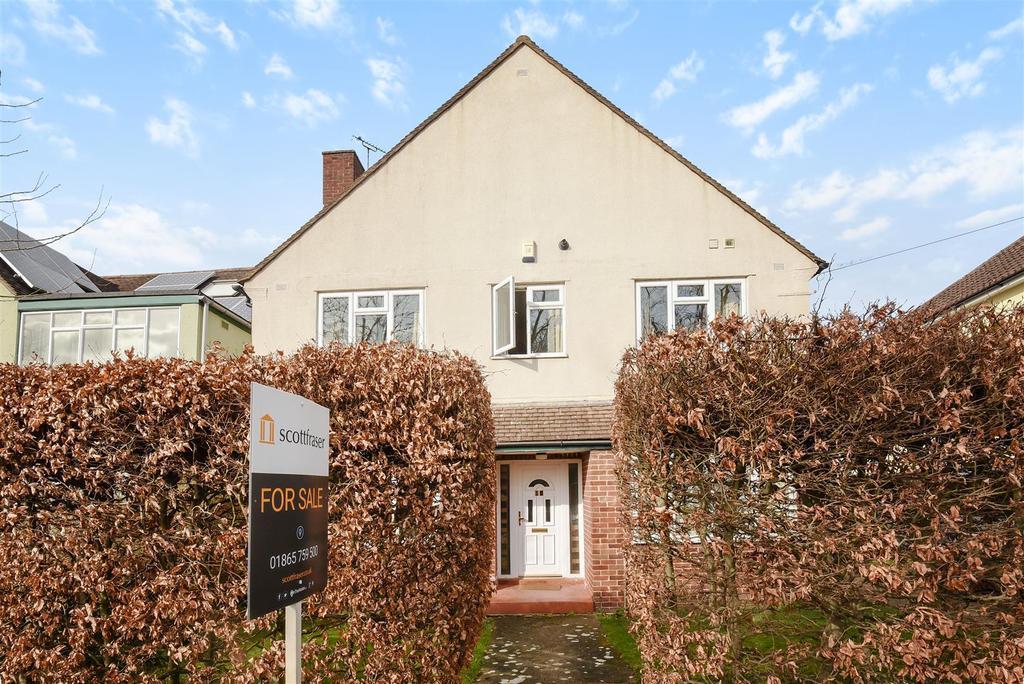4 Bedrooms Detached House for sale in Jack Straws Lane, Headington, Oxford