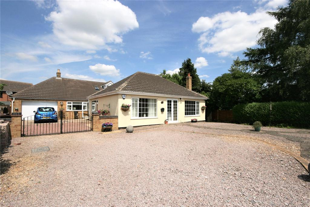 5 Bedrooms Detached Bungalow for sale in Malten Lane, Whaplode, PE12