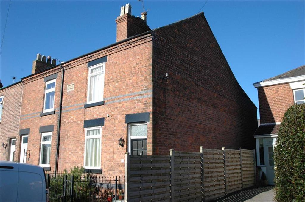 2 Bedrooms End Of Terrace House for sale in Filkins Lane, Boughton, Chester