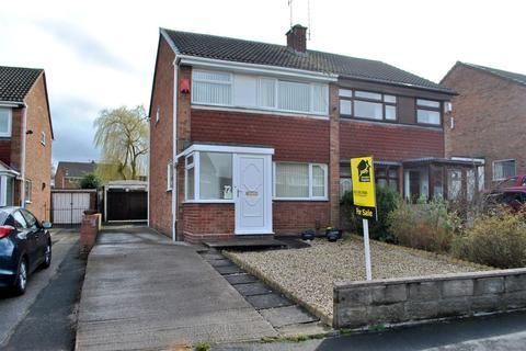 3 bedroom semi-detached house to rent - Barncroft Road, Chell Heath, Stoke on Trent
