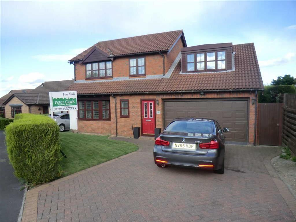 4 Bedrooms Detached House for sale in 3, Priors Path, Ferryhill