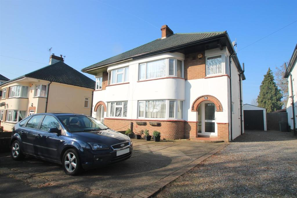 3 Bedrooms Semi Detached House for sale in Chatham Road, Sandling, Maidstone