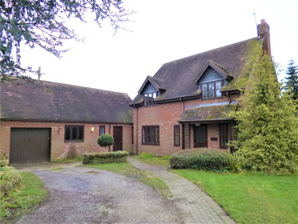 4 Bedrooms Detached House for sale in Elton, Ludlow, Shropshire