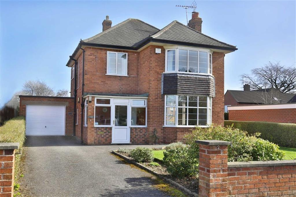 3 Bedrooms Detached House for sale in Mount Drive, Nantwich, Cheshire