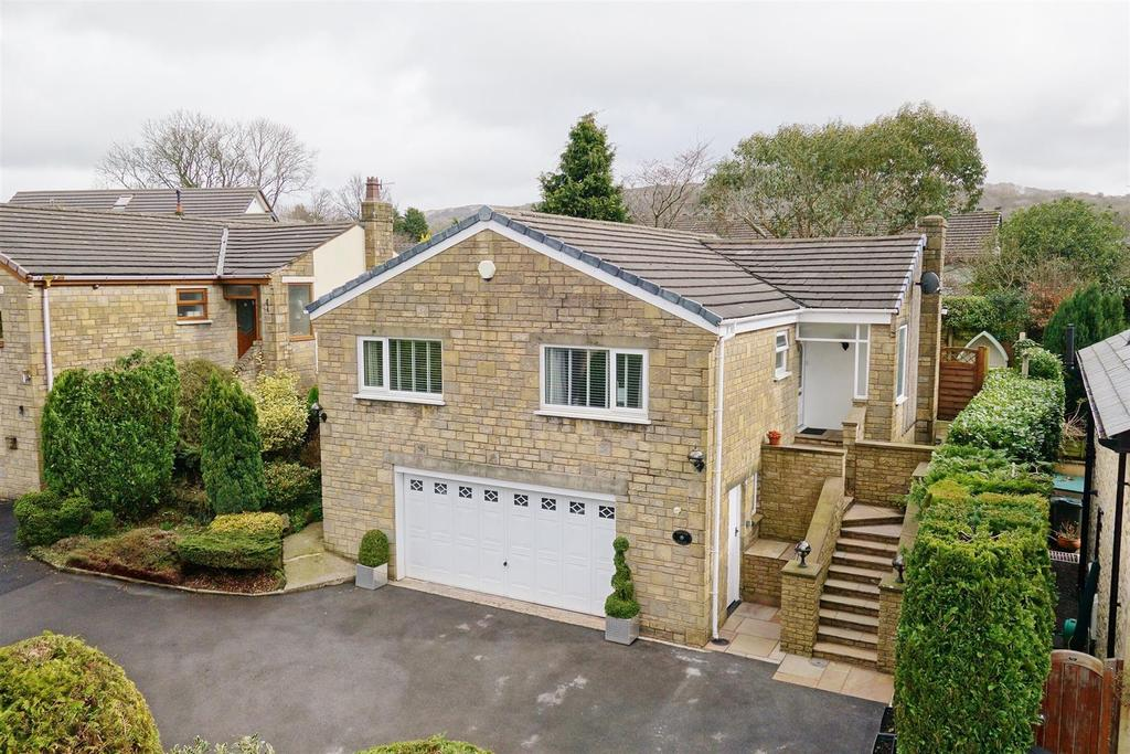 2 Bedrooms Detached Bungalow for sale in Chapel Close, Whalley