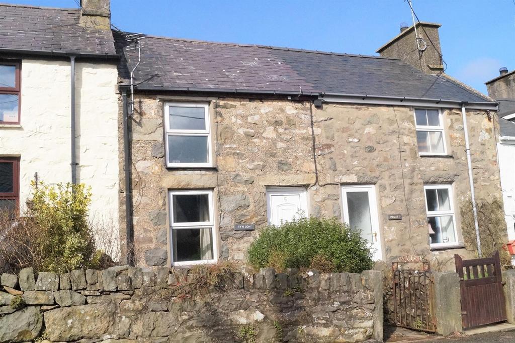 1 Bedroom Terraced House for sale in Llithfaen