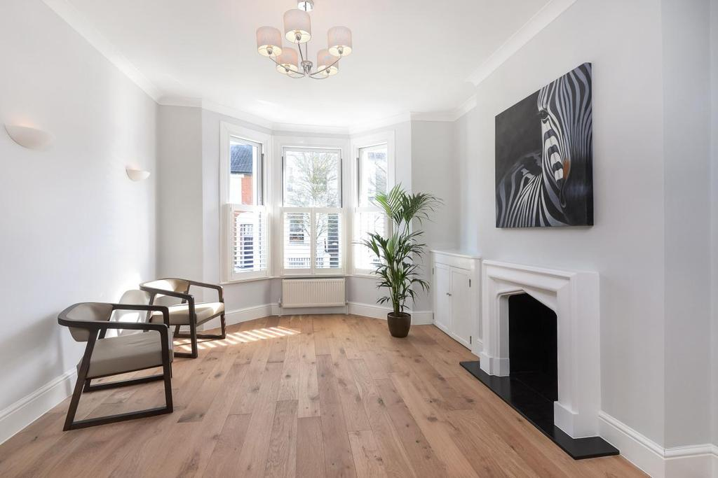 5 Bedrooms Terraced House for sale in Anselm Road, Fulham