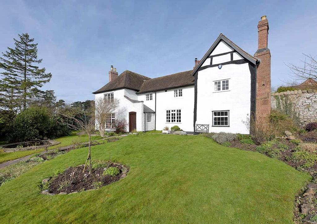 6 Bedrooms Detached House for sale in Broadwas, Worcester, Worcestershire, WR6