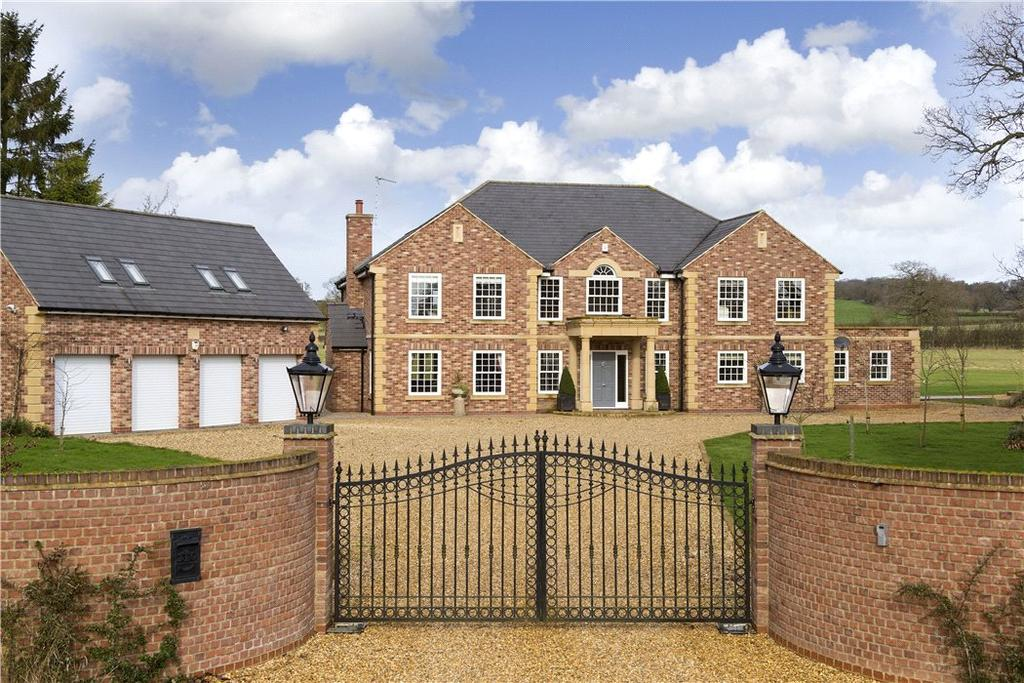 5 Bedrooms Detached House for sale in Redditch Road, Ullenhall, Henley-in-Arden, Warwickshire, B95