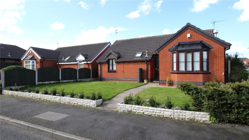 2 Bedrooms Detached Bungalow for sale in Carrville Way, Liverpool, Merseyside, L12