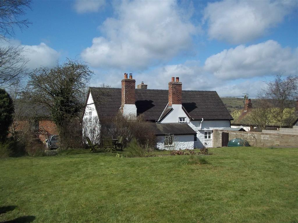 3 Bedrooms Semi Detached House for sale in Wentnor, Bishops Castle, Shropshire