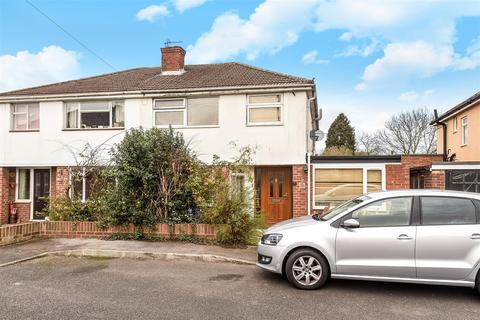 4 bedroom semi-detached house for sale - Broughton Close, Marston, Oxford