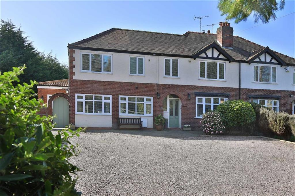 5 Bedrooms Semi Detached House for sale in London Road, Nantwich, Cheshire