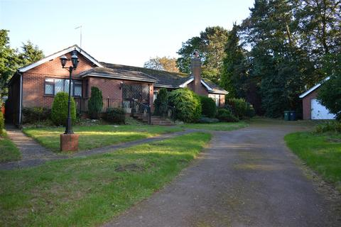 2 bedroom detached bungalow for sale - The Cedars, Melton Road, Syston