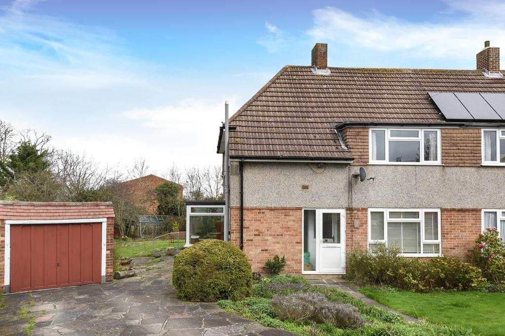 3 Bedrooms Semi Detached House for sale in Fosters Close, Chislehurst, BR7