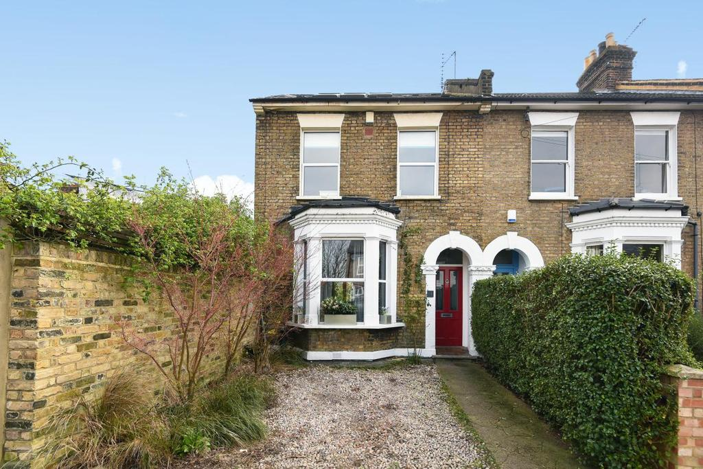 4 Bedrooms Terraced House for sale in Alderton Road, Herne Hill, SE24