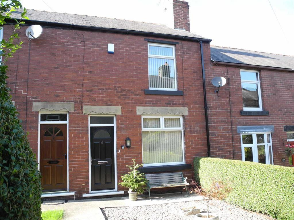 2 Bedrooms Terraced House for sale in Claycliffe Terrace, Barnsley, S70
