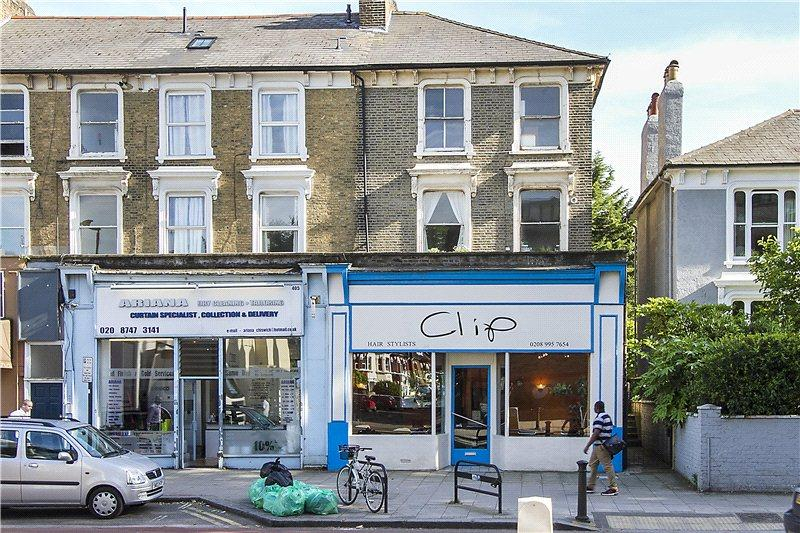 4 Bedrooms End Of Terrace House for sale in Chiswick High Road, Chiswick, London