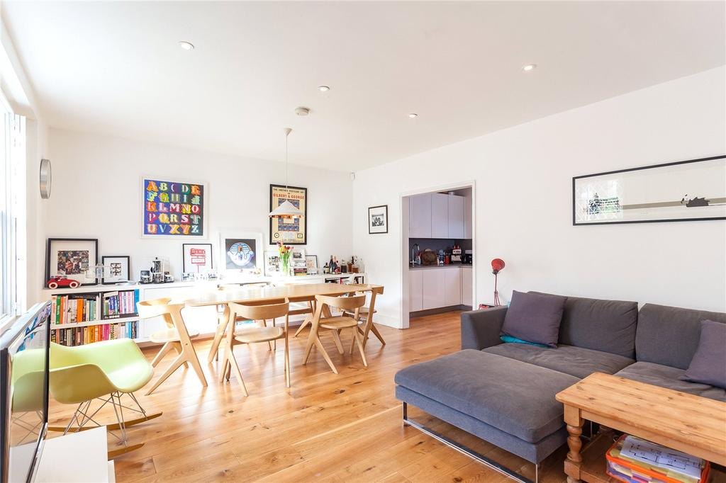 2 Bedrooms Flat for sale in Mildmay Road, London, N1