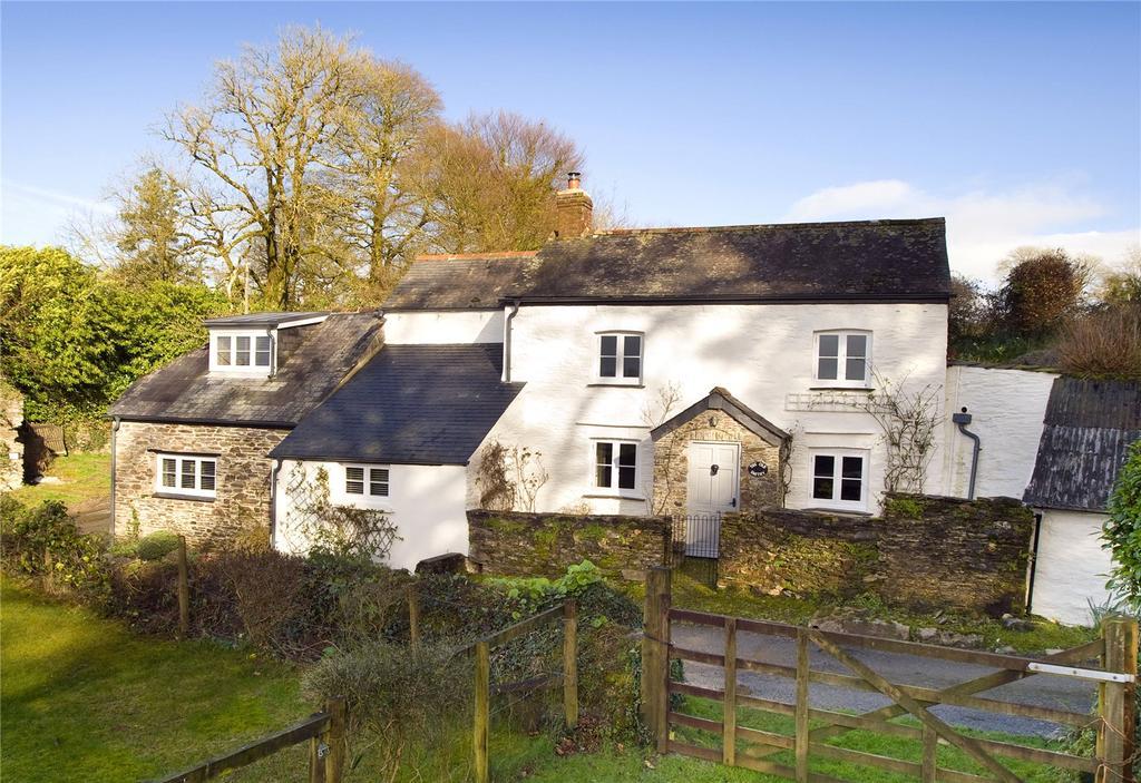 4 Bedrooms Detached House for sale in Curtisknowle, Totnes, Devon, TQ9