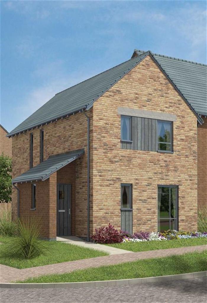 3 Bedrooms Semi Detached House for sale in Green Hills, Blackburn