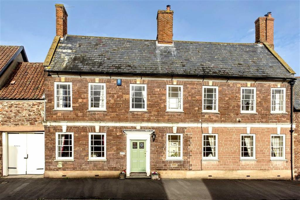 6 Bedrooms Detached House for sale in Castle Street, Nether Stowey, Bridgwater, Somerset, TA5