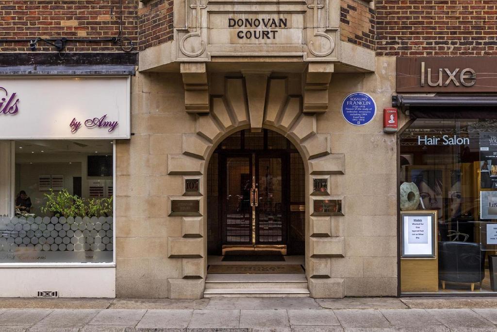 1 Bedroom Flat for sale in Drayton Gardens, Chelsea