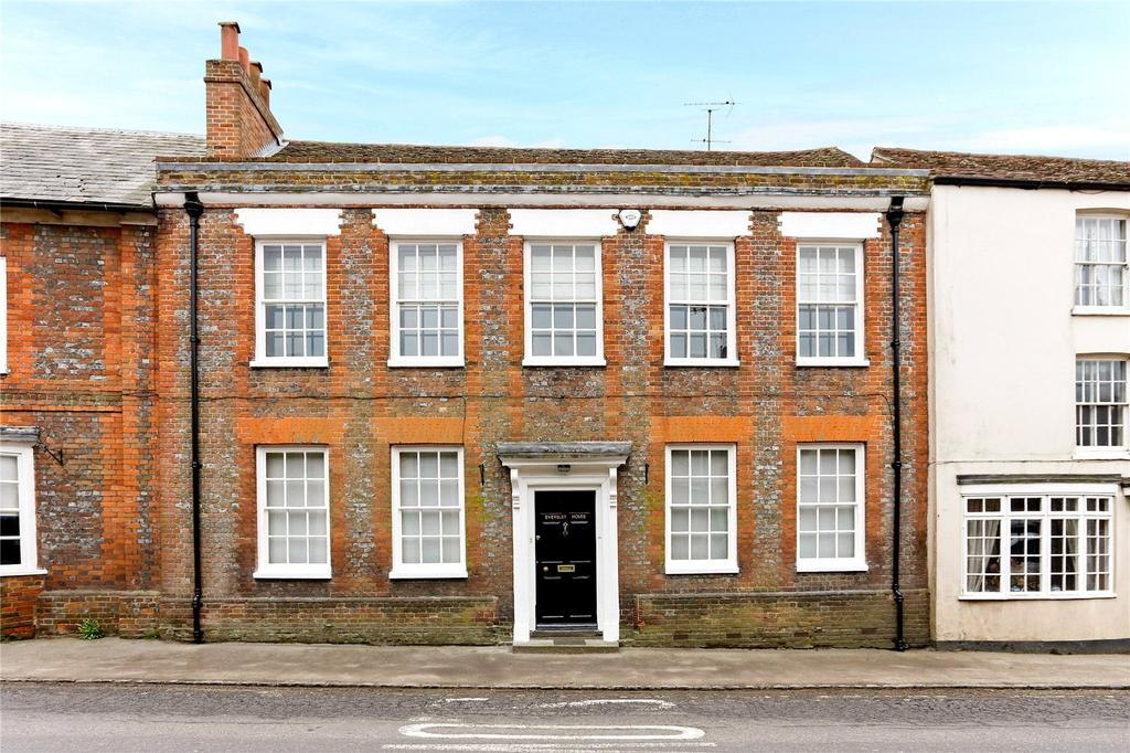 6 Bedrooms Terraced House for sale in High Street, Nettlebed, Henley-on-Thames, Oxfordshire, RG9