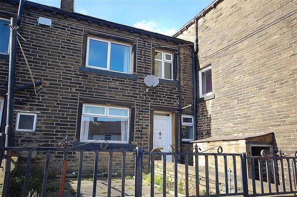 2 Bedrooms Cottage House for sale in Clough Lane, Mixenden, Halifax, HX2