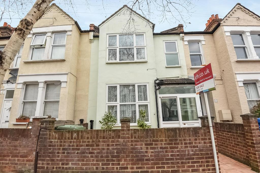 3 Bedrooms Terraced House for sale in Rookstone Road, Tooting, SW17